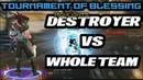 Destroyer TOB highlights   Dragon nest m