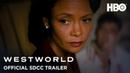 Мир дикого запада Трейлер 3-ий сезон