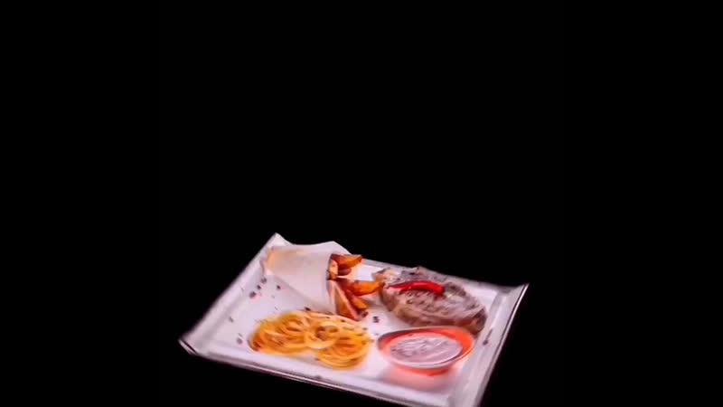 Хищное меню в Чайхана Абу-Даби Бар