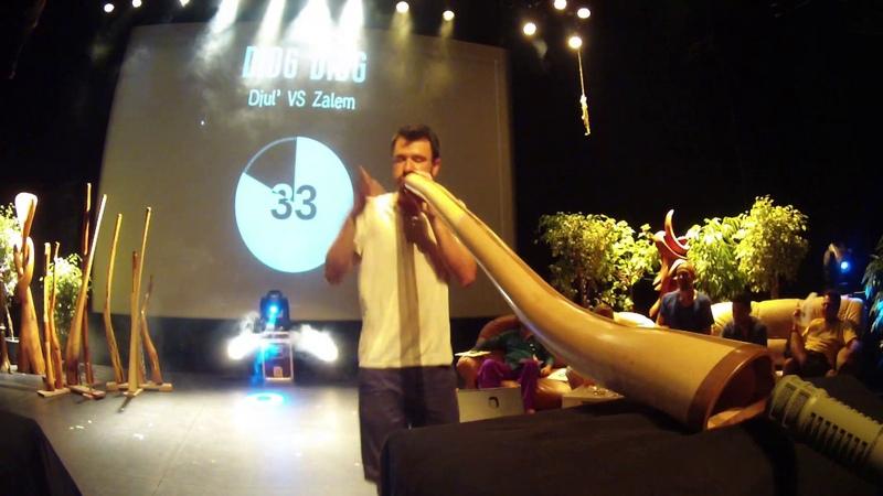 Didg To Didg 4 - 1/4 FINALES SOLO Zalem VS Djul'
