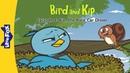 Bird and Kip 4 Kip the Race Car Driver Friendship Little Fox Animated Stories for Kids
