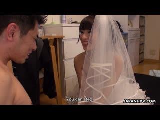 Ruri narumiya (narumiya ruri one day bride)[2019, all sex, blowjob, doggy style, 1080p]
