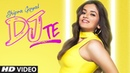 Shipra Goyal: Dj Te (Full Song) Vee | Veet Baljit | Latest Punjabi Songs 2019