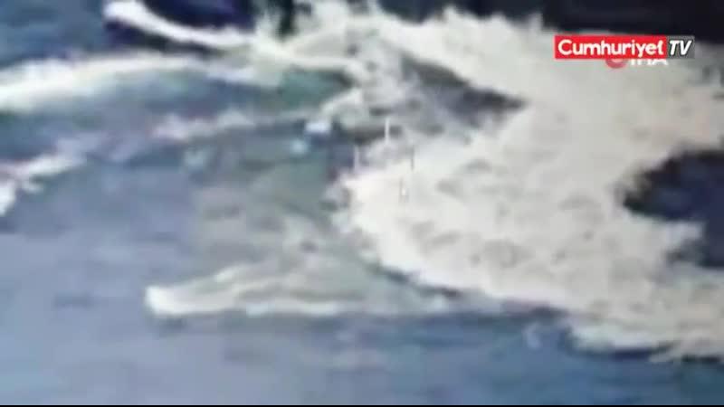 Береговая охрана Румынии открыла огонь по турецкому рыболовному судну в Черном море