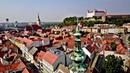 Drone-ing in Bratislava, Slovakia Part I. / Братислава Словакия