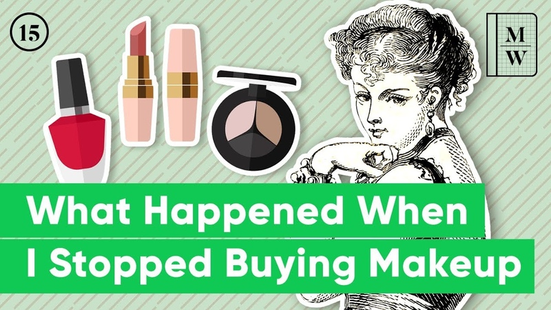 What I Learned From Spending $0 On Makeup For An Entire Year Making it Work