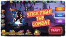 Stick Fight The Combat Gameplay Android New Mobile Game