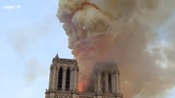 Revealing Evidence - Notre Dame inferno lit by muslim terrorist 1000 churches vandalized in France
