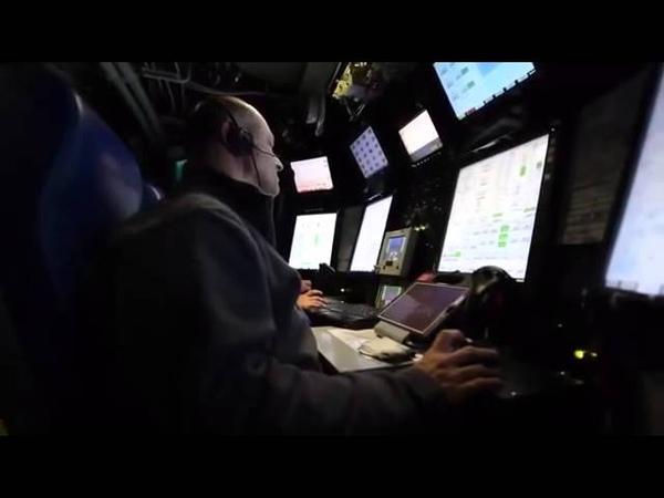 US Navy USS Minnesota SSN 783 Virginia Class Nuclear Submarine Full Sea Trials 1080p