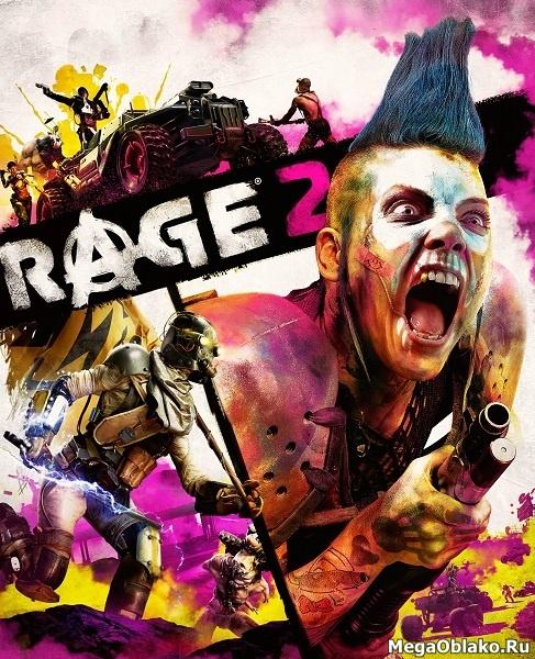 Rage 2 (2019/RUS/ENG/RePack by xatab)