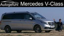 Mercedes V-Class vs Marco Polo FULL REVIEW Facelift 2019 2020 V Class V-Klasse - Autogefühl