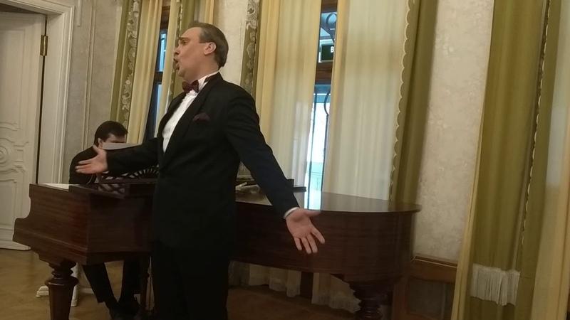 М.И.Глинка.Попутная песня.