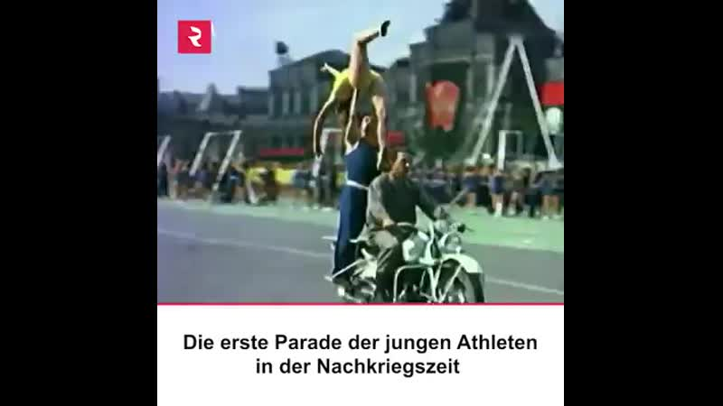 Parade der Athleten im Jahr 1945 (VIDEO) - Russia Beyond DE-Video.mp4
