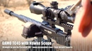 Gamo goes BIG with their 400 FPE .45 cal Big Bore PCP the Gamo TC45! - Review by AirgunWeb