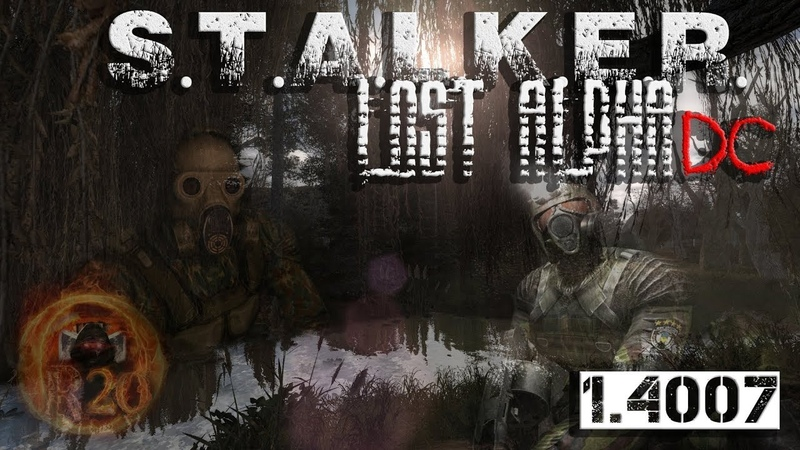 6. S.T.A.L.K.E.R.: Lost Alpha DC | Стрим с Разработчиком (New Project)