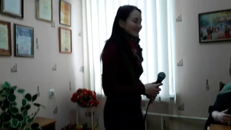 Солистка студии ЛиК - Дарья Юрковская