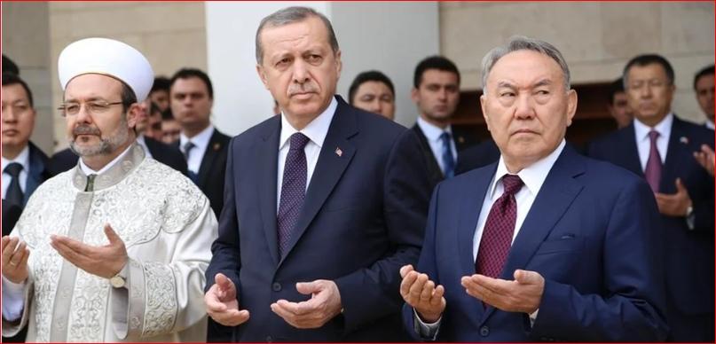 Протурецкая ориентация втянет Казахстан в неминуемую войну