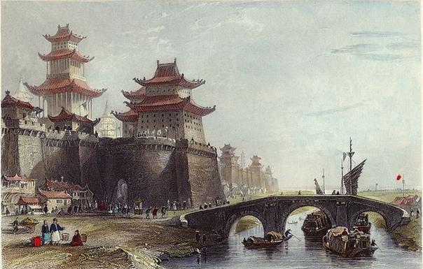 ЗАПИСКИ О РУССКОМ ПОСОЛЬСТВЕ В КИТАЙ Отрывок из записок ИЗБРАНТА ИДЕСА, возглавлявшего русское посольство к Китай в 1692-1695 гг, в котором описывается пересечение посольством северной границы