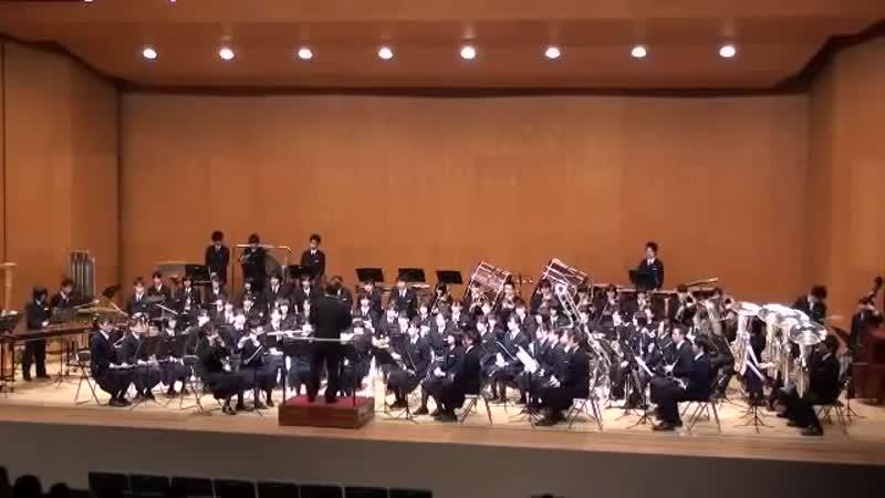 海賊王主題曲管樂團演奏 One Piece orchestra