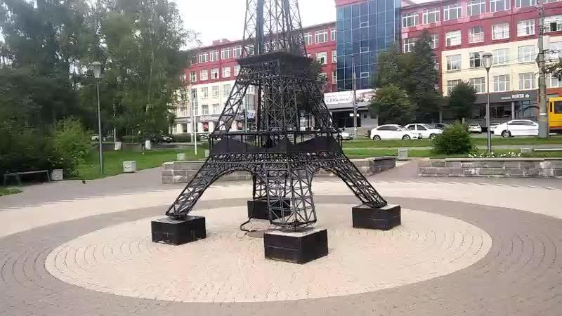 Эйфелевая башня Ижевск