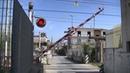 Spoorwegovergang Poggiomarino I Railroad crossing Passaggio a livello