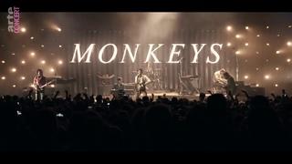 Arctic Monkeys Do Me A Favour // Les Nuits de Fourvière