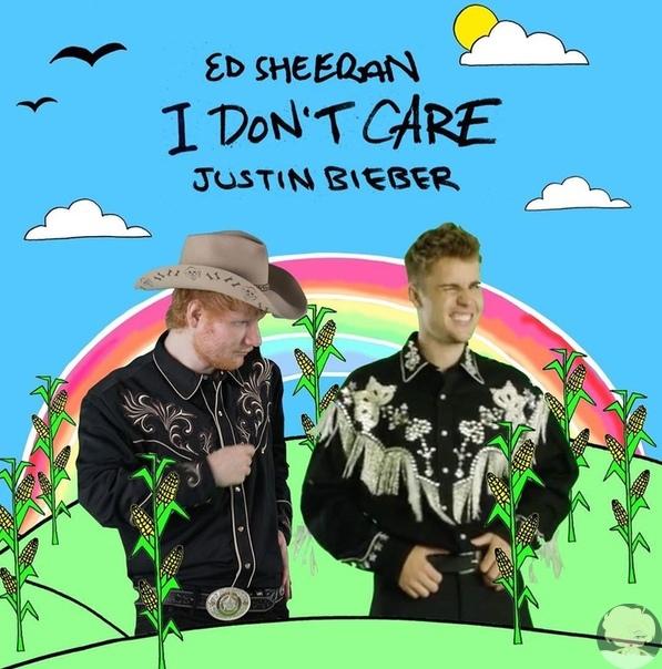 I Don't Care: летнее безумие в клипе Эда Ширана и Джастина Бибера