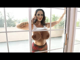 Ava addams - the package (big tits, blowjob, brunette, milf)