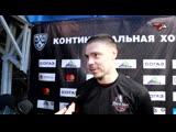 Евгений Медведев после победы в Уфе: