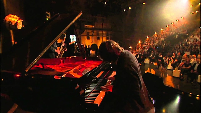 ECHO Jazz 2014: Auftritt Heinz Sauer Michael Wollny