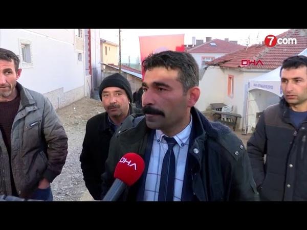 Kılıçdaroğlu'na saldırı sonrası köy muhtarı konuştu haberler282