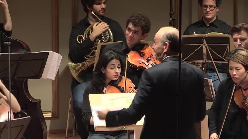 Mozart. Sinfonie № 25 g-Moll, KV 183 / Takács-Nagy, Weinberger Chamber Orchestra