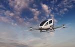 Оценена возможность полного перехода водителей на летающие электромобили