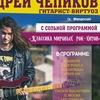 Гитарист-виртуоз Андрей Чепиков | 22.04