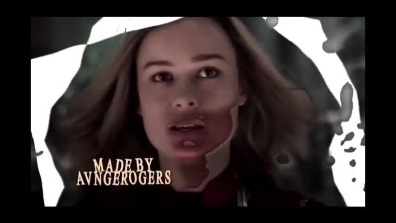 Brie Larson Captain Marvel vine