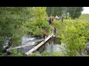 M49 Мост из березок через Листвянку ч 1