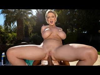 Dee williams backyard banging (anal, milf, big ass, big tits, blonde, blowjob, ir, hardcore)