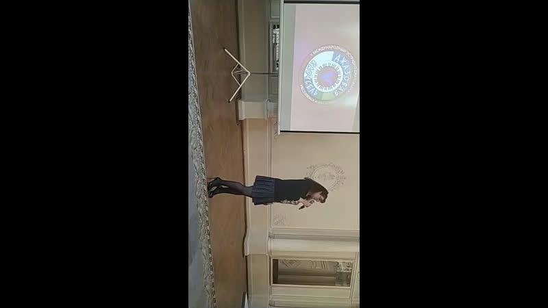 Торжественное открытие конкурса ДЖАЗОВАЯ КАРУСЕЛЬ