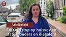 (558) Veiligheid Amsterdammers voorop! FVD wil stop op huisvesten statushouders en illegalen! - YouTube