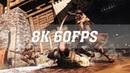 Sekiro Shadows Die Twice 8K Ultra Settings [8K 60FPS]   RTX Titan SLI (NVLink)   ThirtyIR