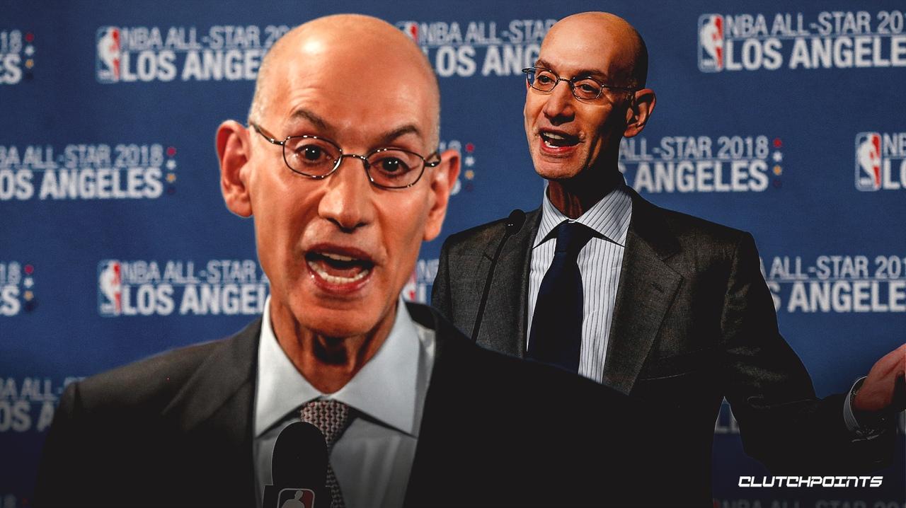 Адам Сильвер: «Не буду удивлен, если многие звезды НБА сменят команды этим летом»