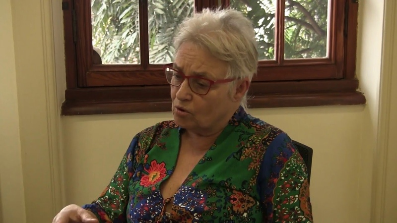 Amelinha conta sobre Brilhante Ustra (ECOVOXTV)