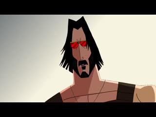 Samurai jack 2077