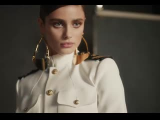 Taylor hill for ralph lauren spring 2019 campaign