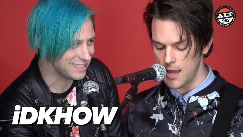 IDKHow Performs Choke Live Acoustic