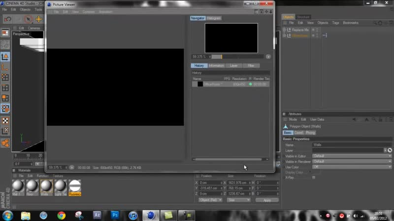 PolarizeFX How to Fix GI Irradiance Cache File cannot be written in Cinema 4D
