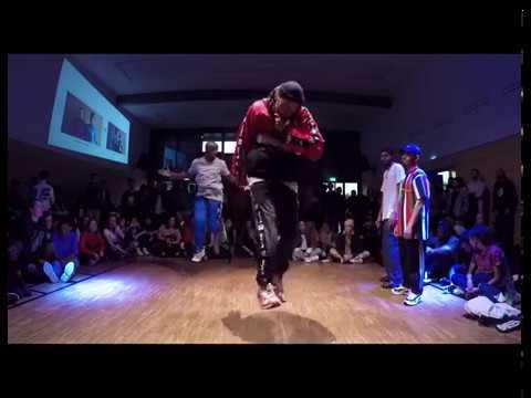 SIX 1 CYPHER X 10TH EDITION Hip Hop semifinal Slunch x Kazim VS Rakim x Dev