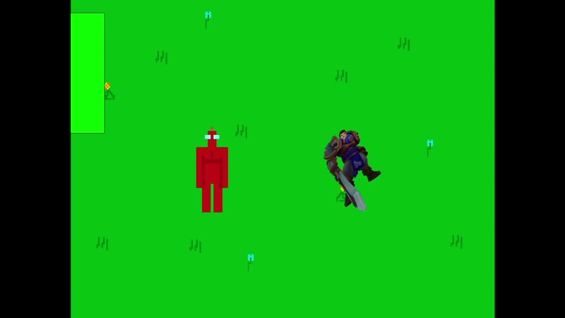PixelDauns Alpha 0 0 3 SCARY BUG