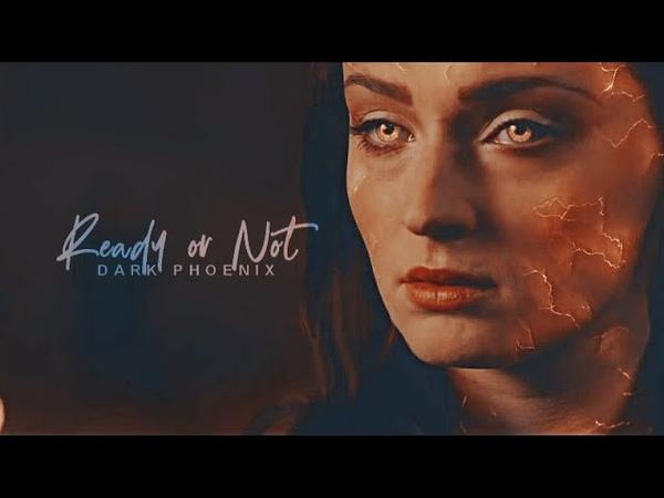❝Ready or Not❞ Dark Phoenix   Jean Grey
