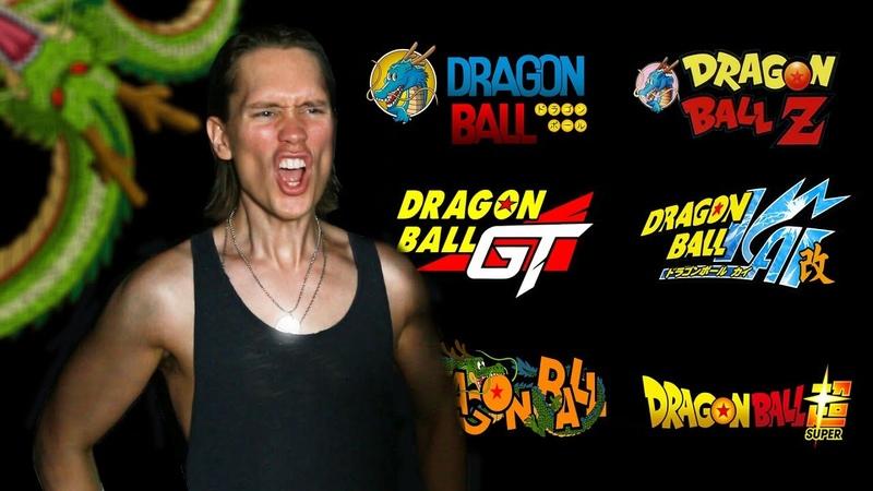 ALL DRAGON BALL OPENINGS (1986 - 2018) DB, DBZ, GT, Kai Super